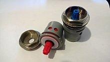 Moben Brev Quattro Plastic Cartridge Tap Spares
