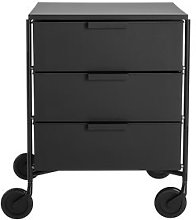 Mobil Mobile container - / 3 drawers - Matt