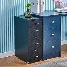 Mobile Office File Document Storage Cabinet