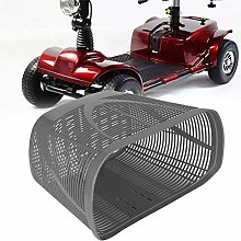 Mobility Scooter Plastic Rear Replacement Basket,