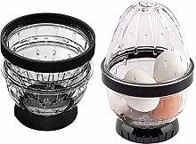MOC Egg Opener Time Saving Egg Cutter for Hard