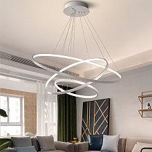 Modern 3 Circle Shape LED Chandelier Ceiling Light