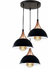Modern 3 Way Ceiling Pendant Light Cluster Light