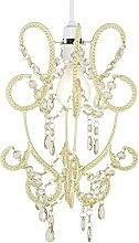 Modern and Elegant Hanging Chandelier Shabby Chic