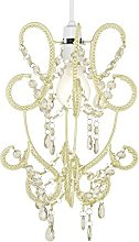 Modern and Elegant Hanging Chandelier Shabby Chic