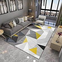 Modern And Simple Carpet Living Room Coffee Table,