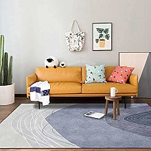 Modern Area carpet Large rug Abstract gradient