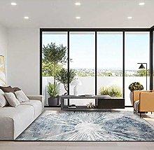 Modern Area Rug Designer Carpet Abstract black and