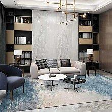 Modern Area Rug Designer Carpet Abstract Morandi