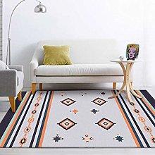Modern Area Rug Designer Carpet Geometric purple