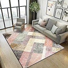 Modern Area Rug Designer Carpet Modern pink gray