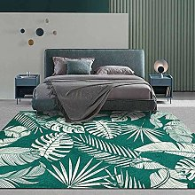 Modern Area Rug Designer Carpet Tropical fresh