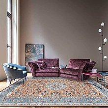 Modern Area Rug Living Room Large Carpet Elegant