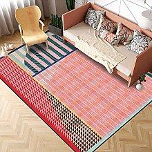 Modern Area Rug Living Room Large Carpet Geometric