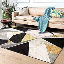 Modern Area Rug Living Room Large Carpet Marble