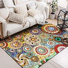 Modern Area Rug Living Room Large Carpet