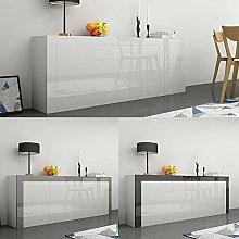 Modern Buffet Sideboard Cabinet Console Table with
