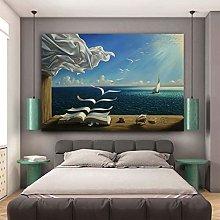 Modern Canvas Painting Salvador Dali Canvas Art