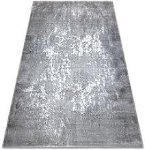 Modern carpet ACRYLIC VALENCIA 9993 ivory / grey