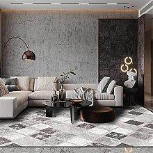 Modern Carpet, Retro And Old Rhombus Geometric