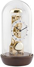 Modern clock with 14 day running time from Hermle