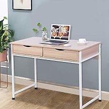 Modern Computer Desk, Wooden Home Computer,