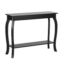 Modern Console Table French Style Legs Storage