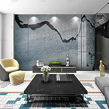 Modern Contracted Mural Creativity Abstract Ink