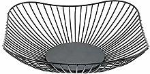 Modern Countertop Wire Fruit Storage Basket Bowl