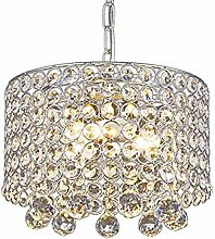 Modern Crystal Chandelier, for Hall, Dining Room,