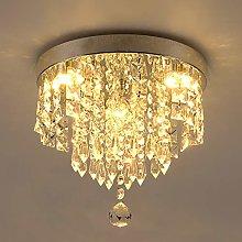 Modern Crystal Chandelier,K9 Led Ceiling Light