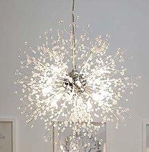 Modern Crystal Chandeliers Firework LED Light