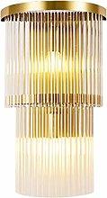 Modern Crystal Light Luxury Wall Light,Simplicity