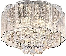 Modern Crystal Raindrops Chandelier Lighting