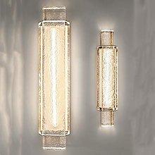 Modern Crystal Wall Lamp Transparent Wall Light