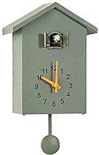 Modern Cuckoo Clock, Bird Song Glockenspiel