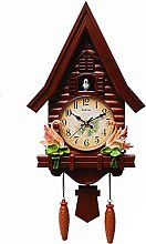 Modern Cuckoo Clock,Cuckoo Tree House Clock Cute