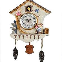 Modern Cuckoo Clock, Modern Cuckoo Wall Clock,