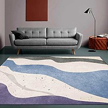 Modern Design carpet Home rugs Abstract marbling