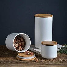Modern Design Food Storage Canister Set with