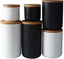 Modern Design Food Storage Canister Tea Coffee and