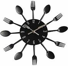 Modern Design Sliver Cutlery Kitchen Utensil Wall