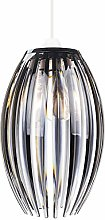 Modern Designer Easy Fit Pendant Shade with