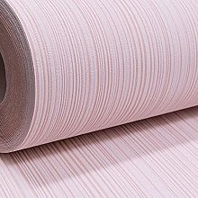 Modern Easy Paste The Wall Plain Light Blush Pink