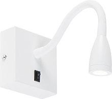 Modern flexible wall lamp white LED - Flex