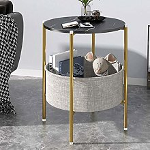 Modern Furniture Coffee Table Round End Side