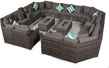Modern Furniture Direct - Giardino Santorini Large