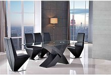 Modern Furniture Direct - VALENCIA DINING TABLE