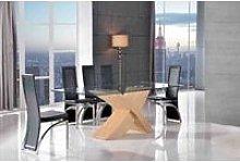 Modern Furniture Direct - Valencia Oak Small 160cm