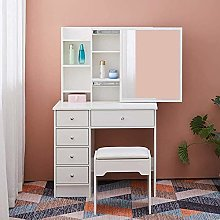 Modern Girl Style Bedroom Dressing Table with